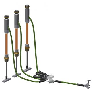 Portable Switchgear Earthing