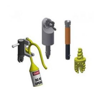Operating Stick Adaptors and Accessories